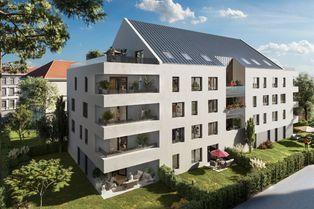 Annonce vente Appartement avec terrasse colmar