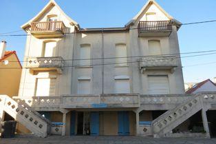 Annonce vente Appartement avec terrasse merlimont