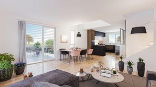 Annonce vente Appartement avec terrasse hochfelden
