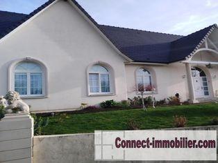 Annonce vente Maison avec garage la-capelle-les-boulogne