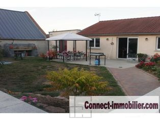 Annonce vente Maison avec terrasse avesnes-les-aubert