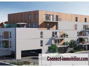 Annonce vente Appartement avec terrasse lannoy