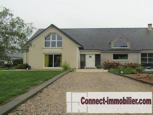Annonce vente Maison avec terrasse embreville