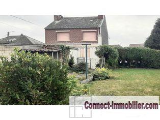 Annonce vente Maison avec garage avesnes-le-sec
