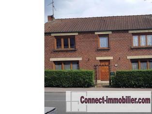 Annonce vente Maison avec garage maubeuge
