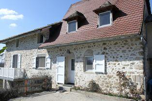 Annonce vente Maison avec garage lacapelle viescamp