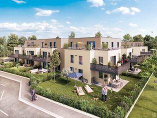 Annonce vente Appartement avec terrasse entzheim