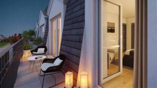 Annonce vente Appartement verdoyant sainte-genevieve-des-bois