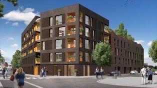 Annonce vente Appartement avec terrasse lille
