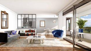 Annonce vente Appartement en duplex chatenay-malabry