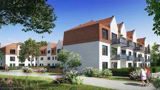 Annonce vente Appartement au calme villeneuve-d'ascq