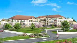Annonce vente Appartement en duplex dammarie-les-lys
