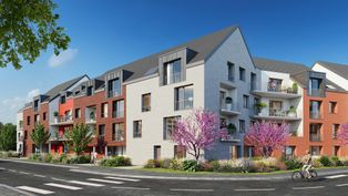 Annonce vente Appartement contemporain lys-lez-lannoy