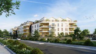 Annonce vente Appartement avec terrasse villepinte
