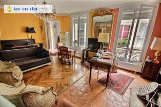 Annonce vente Appartement au calme paris 10