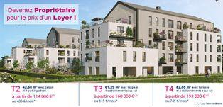 Annonce vente Appartement margny lès compiègne