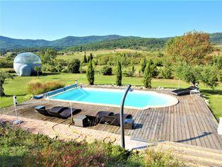 Annonce vente Maison avec piscine lagrasse