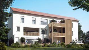 Annonce vente Appartement avec terrasse hoerdt