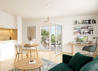 Annonce vente Appartement verdoyant rennes