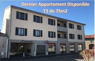 Annonce vente Appartement avec terrasse saint-marcellin-en-forez