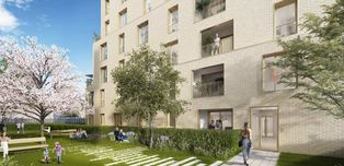 Annonce vente Appartement avec terrasse mantes-la-jolie