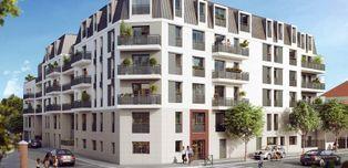 Annonce vente Appartement avec terrasse sannois
