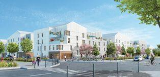 Annonce vente Appartement avec bureau bussy-saint-georges