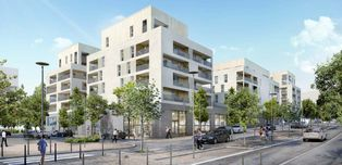 Annonce vente Appartement avec parking rillieux-la-pape