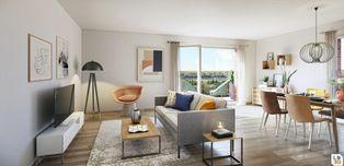 Annonce vente Appartement avec terrasse capinghem