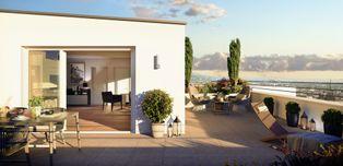 Annonce vente Appartement avec terrasse nancy