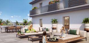 Annonce vente Appartement avec terrasse chevilly-larue