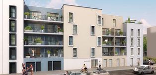 Annonce vente Appartement avec terrasse cherbourg-octeville