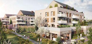 Annonce vente Appartement avec terrasse margny-les-compiegne