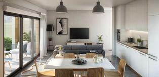 Annonce vente Appartement avec jardin dinard