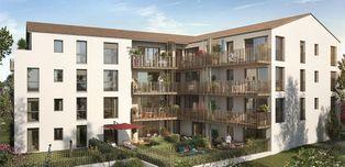 Annonce vente Appartement avec terrasse quint-fonsegrives