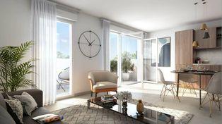 Annonce vente Appartement avec terrasse la seyne sur mer