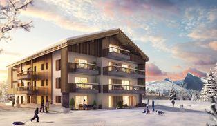 Annonce vente Appartement avec terrasse samoens
