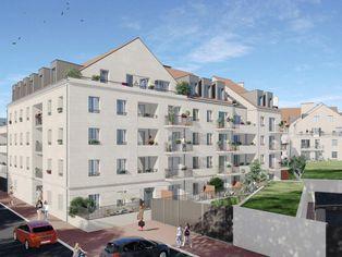 Annonce vente Appartement avec terrasse brou-sur-chantereine