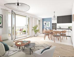 Annonce vente Appartement avec terrasse saint-malo