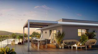 Annonce vente Appartement avec terrasse saint-jorioz