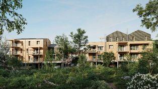 Annonce vente Appartement avec terrasse ambares-et-lagrave