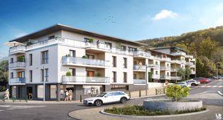 Annonce vente Appartement avec terrasse voglans