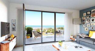 Annonce vente Appartement avec garage courseulles-sur-mer