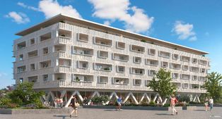 Annonce vente Appartement avec stationnement illkirch-graffenstaden