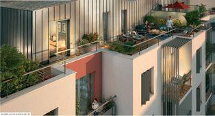Annonce vente Appartement avec terrasse bagneux