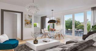 Annonce vente Appartement avec terrasse pierrefitte-sur-seine