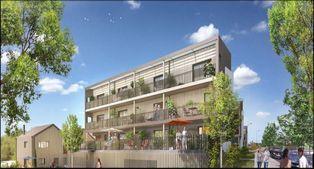 Annonce vente Appartement avec terrasse coueron