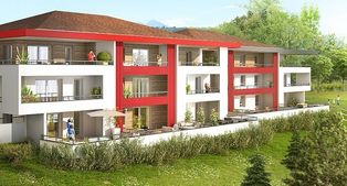 Annonce vente Appartement avec terrasse contamine-sur-arve
