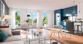 Annonce vente Appartement avec forêt clamart