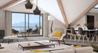 Annonce vente Appartement avec terrasse amancy